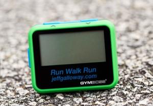 Run-Walk-Run Timer